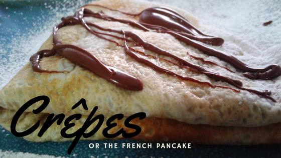 crepe recipe French pancake