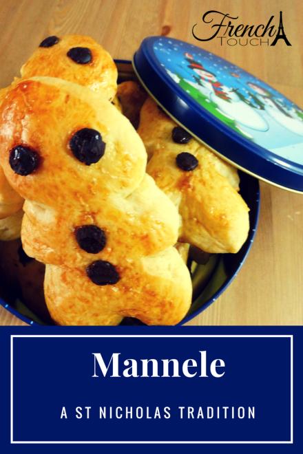 mannele recipe