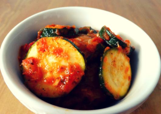 zucchini provencale