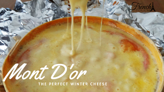 mont d'or french cheese fondue