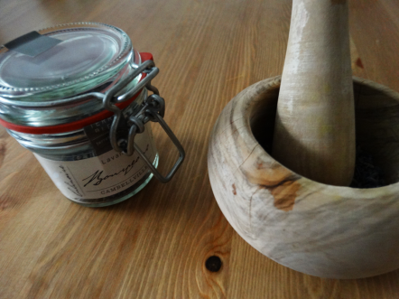 lavender madeleines recipe