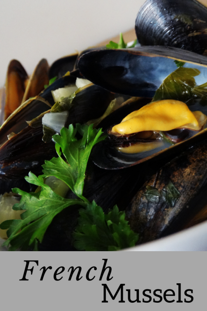 french mussel mariniere recipe