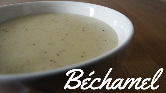 bechamel sauce french recipe
