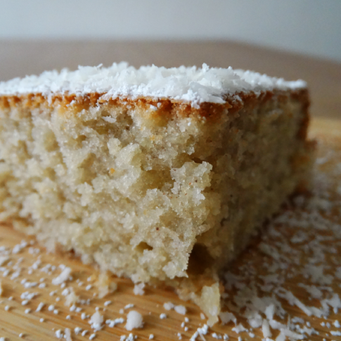 Caribbean Coconut Cake Summer Recipe