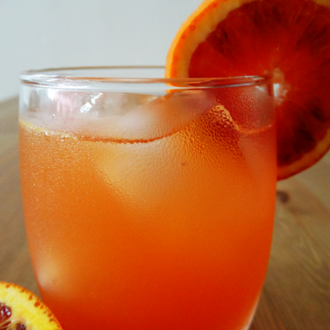 blood orange white wine sangria recipe