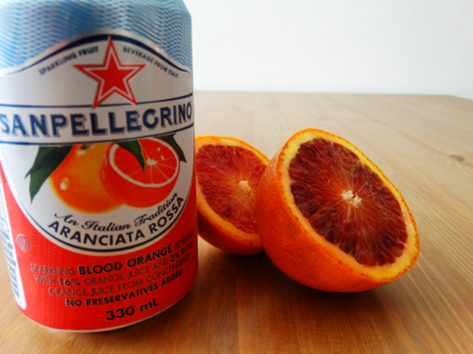 blood orange white wine sangria recipe San pellegrino