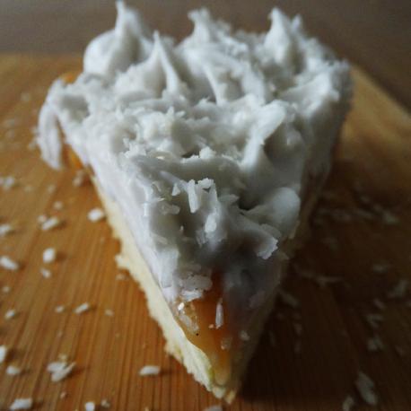 alfajor dulce de leche pie recipe