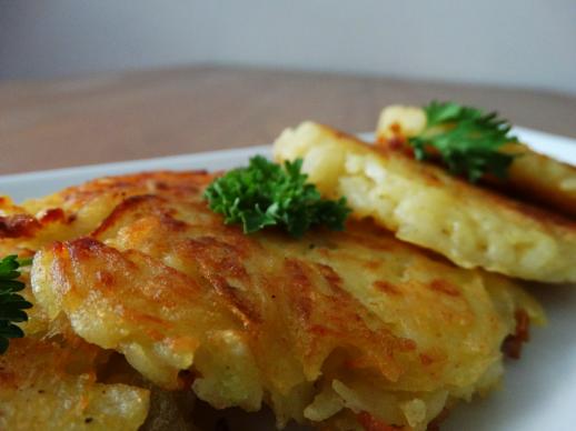 rosti potato pancake recipe
