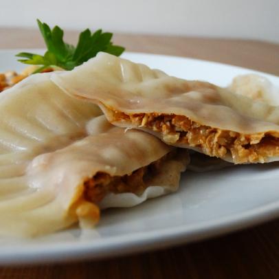 Vegan raviolis recipe
