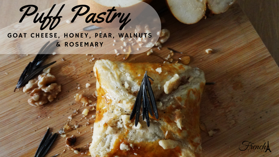 puff pastry appetizer recipe