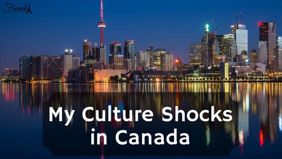 culture shock canada