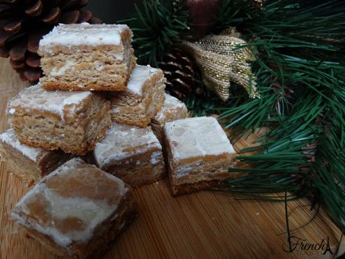 leckerli gingerbread recipe