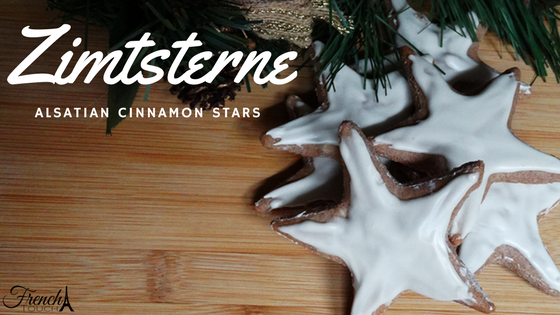 zimtsterne christmas cookies recipe