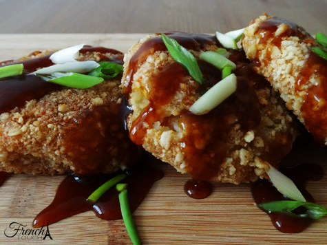 veggie japanese korokke recipe