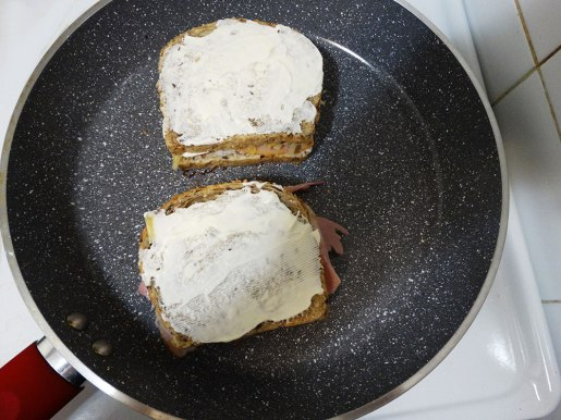 easy croque monsieur recipe