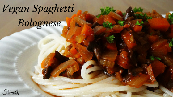 vegan spaghetti bolognese recipe