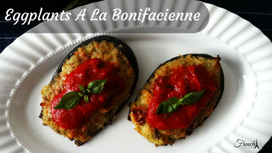 eggplant bonifacienne recipe