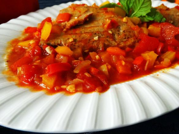 tuna basquaise recipe