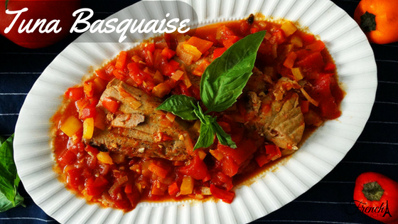 tuna basquaise recipe