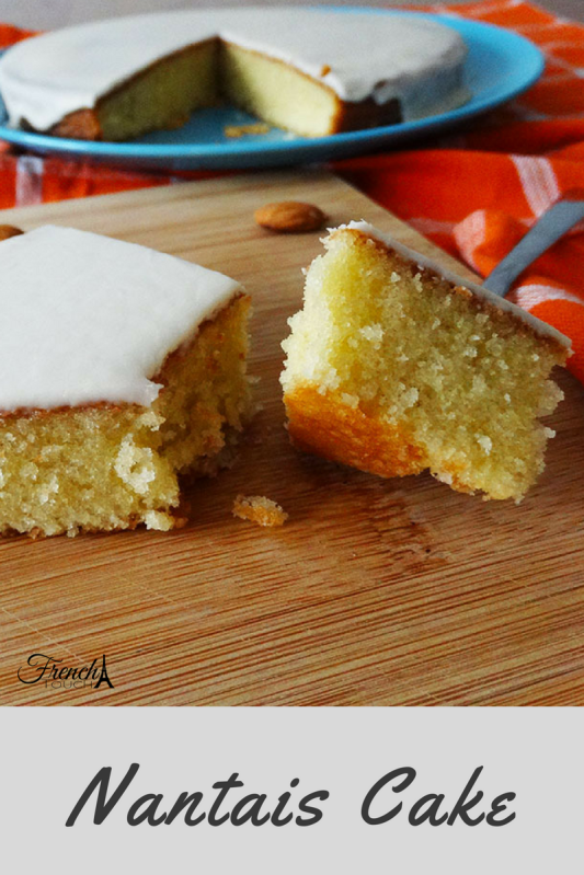 Nantais rum cake recipe