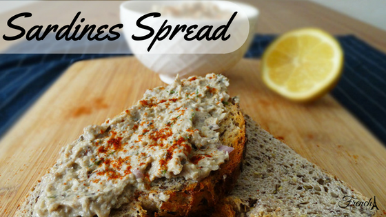 sardines spread recipe