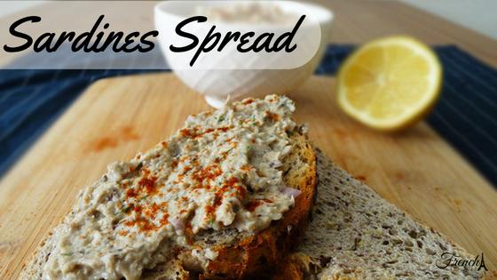 sardines spread recipe