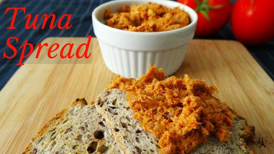 tuna spread recipe