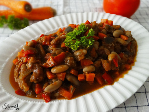 vegan bean stew recipe