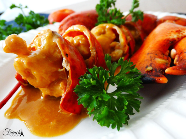 lobster a l'armoricaine recipe