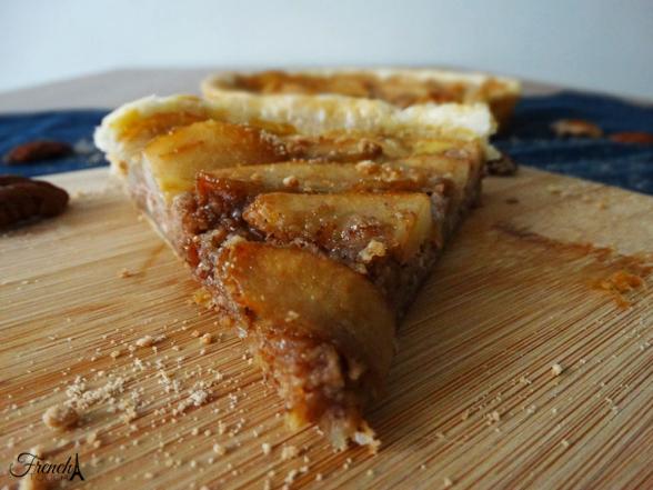 pear tart recipe