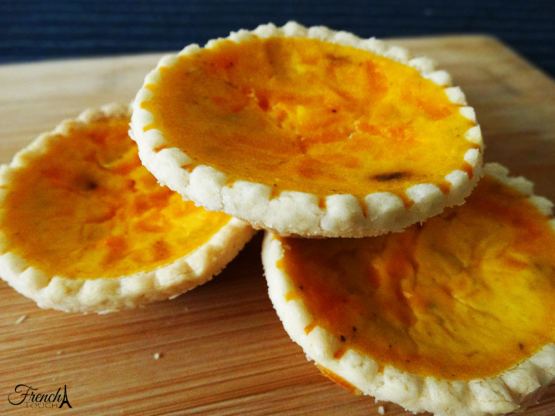 butternut quiche recipe