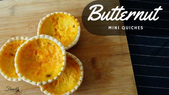 butternut quiche recipe