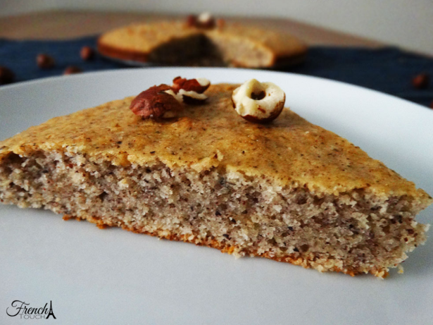 hazelnut cake recipe